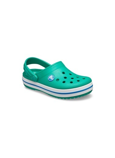 Crocs Çocuk Terlik Crocband Clog 204537-3Tv Yeşil